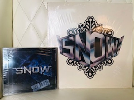SNOW EP ORIGINAL VINYL ( SIGNED)  / CD COMBO PACKAGE