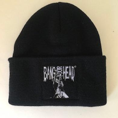 BANG YOUR HEAD BEANIE