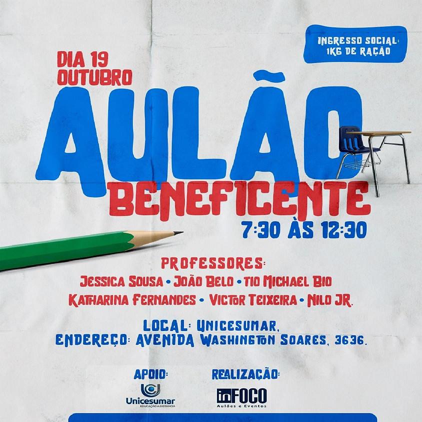 AULÃO ENEM BENEFICENTE