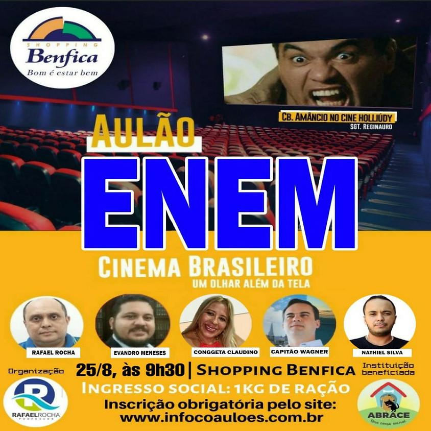 Aulão gratuito: ENEM - CINEMA BRASILEIRO