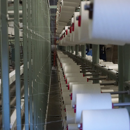 Trip to Franklin's Group Irish Linen Company - Banbridge, Ireland