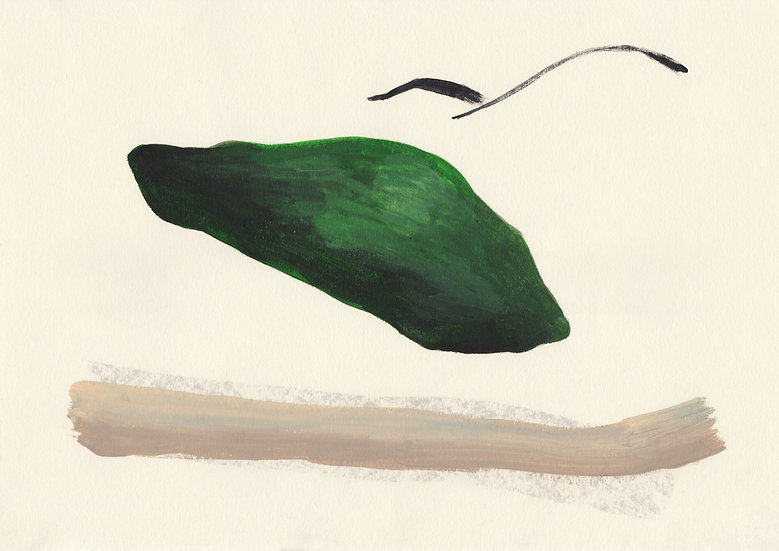Natural Land(e)scapes Elements- Giclee Print
