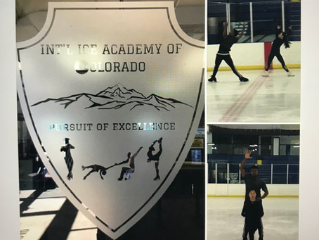 The International Ice Academy  of Colorado