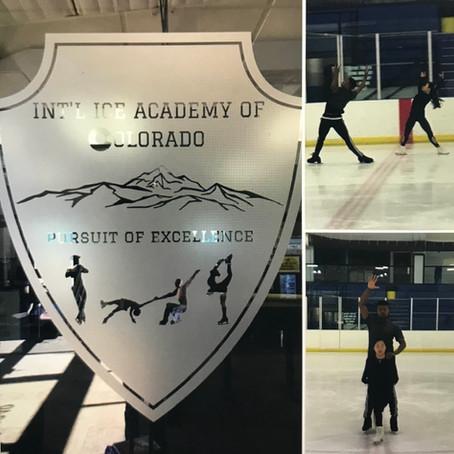 The International Ice Academy  of Colorado