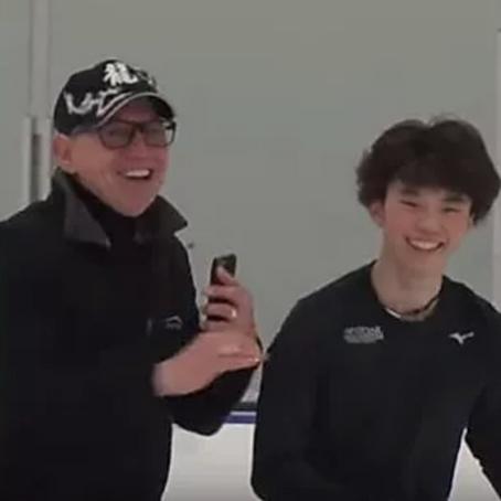Phillip Mills featured in Japanese Short Documentary about their Elite Skater Kazuki Tomoro