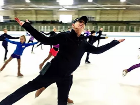 Choreography Seminar by Phillip Mills at OlympicView Arena
