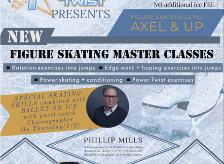 Special Balanced Edge Method On-Ice Seminar
