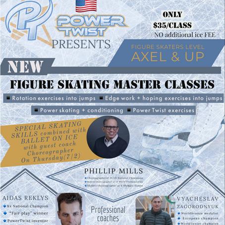 Special Balanced Edge Method On-Ice Seminar