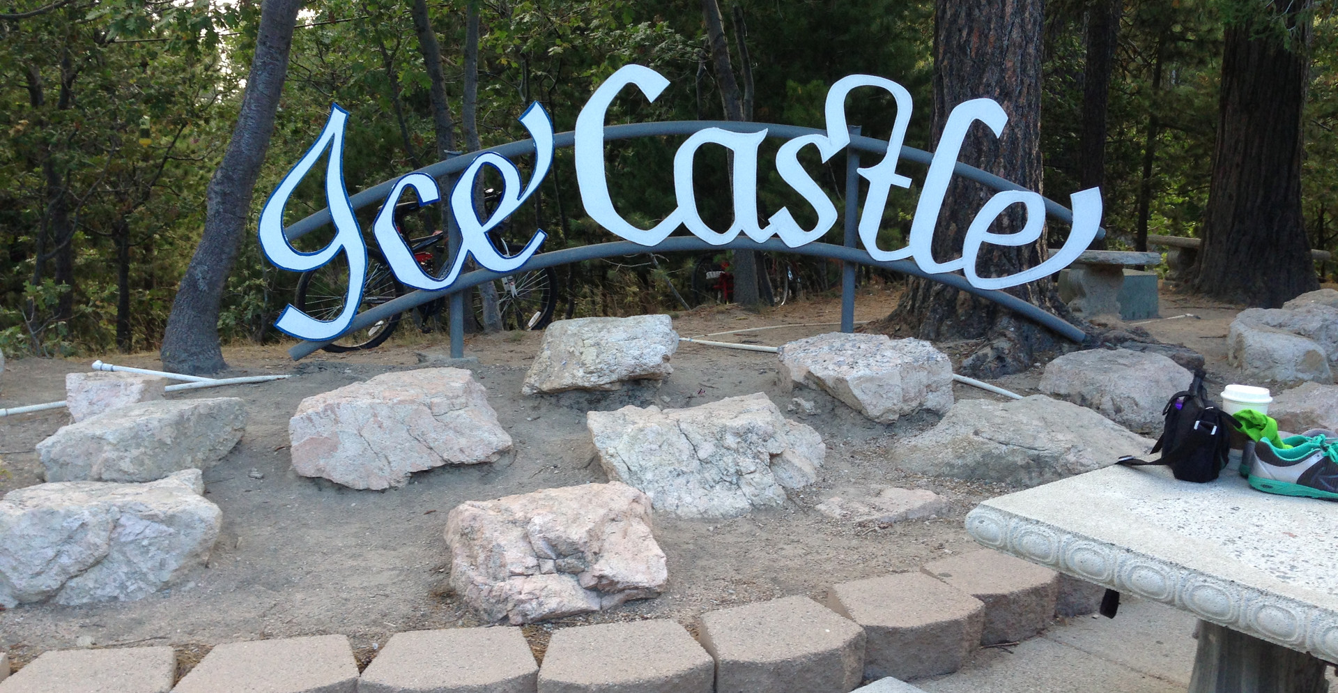 The Lore of Ice Castle Int'l Training Center