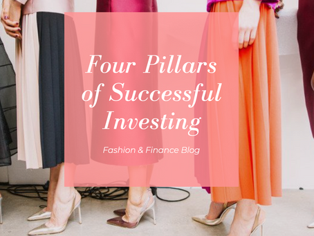 THE FOUR PILLARS of successful investing