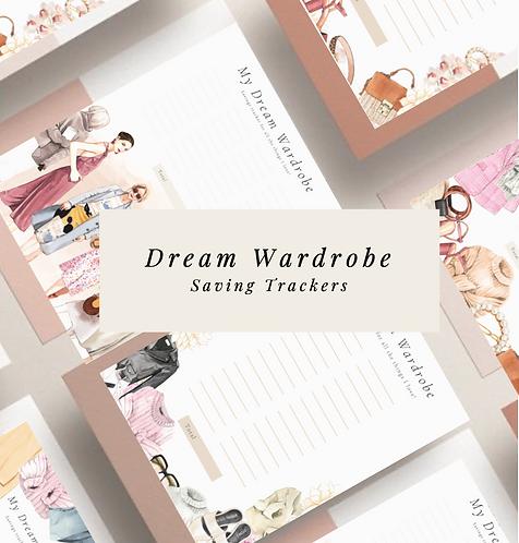 Dream Wardrobe Savings Tracker