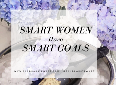 Smart Women have SMART goals....