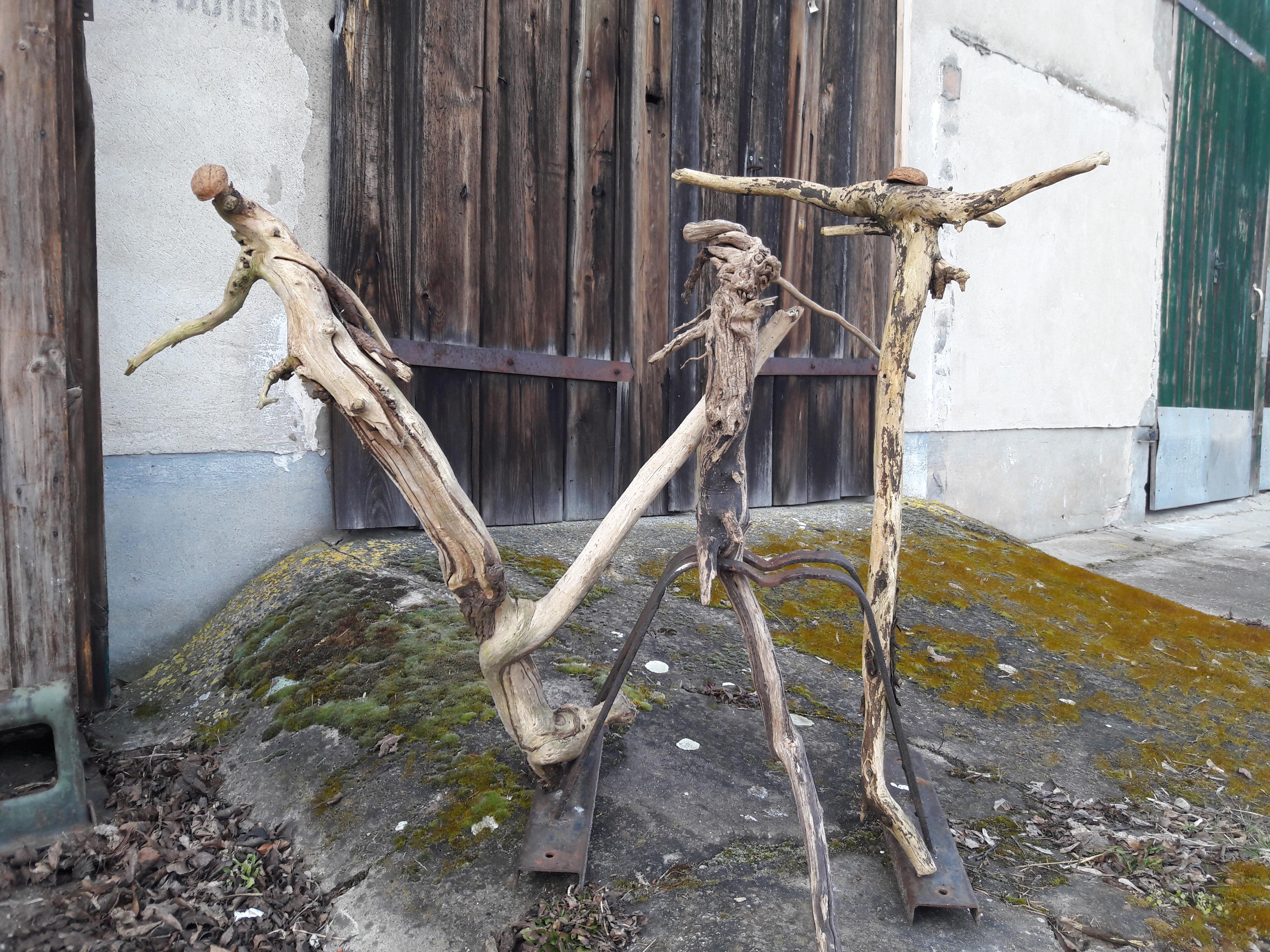 Skulptur Klangwerkstatt