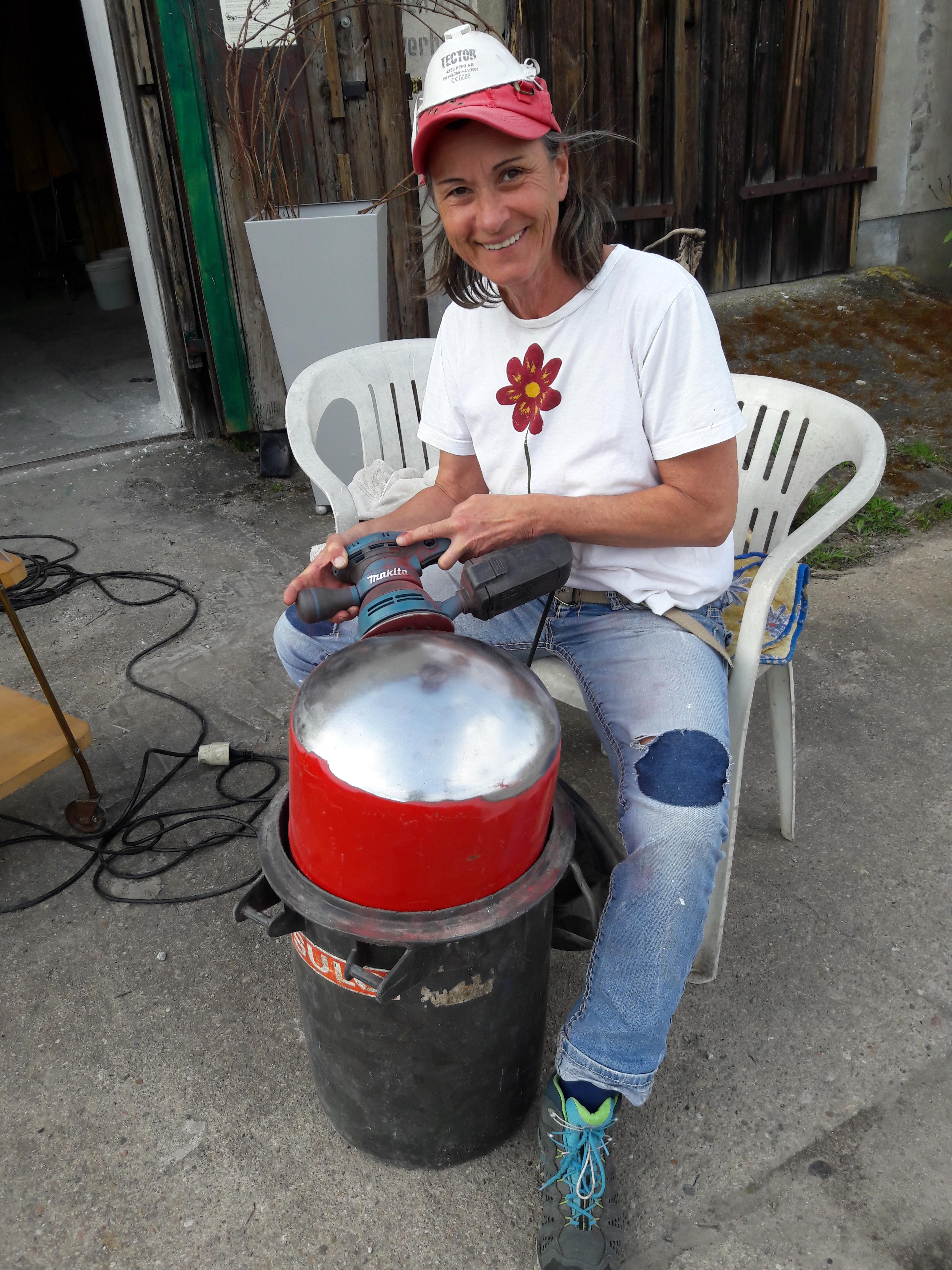 Tank Drum Klangwerkstatt