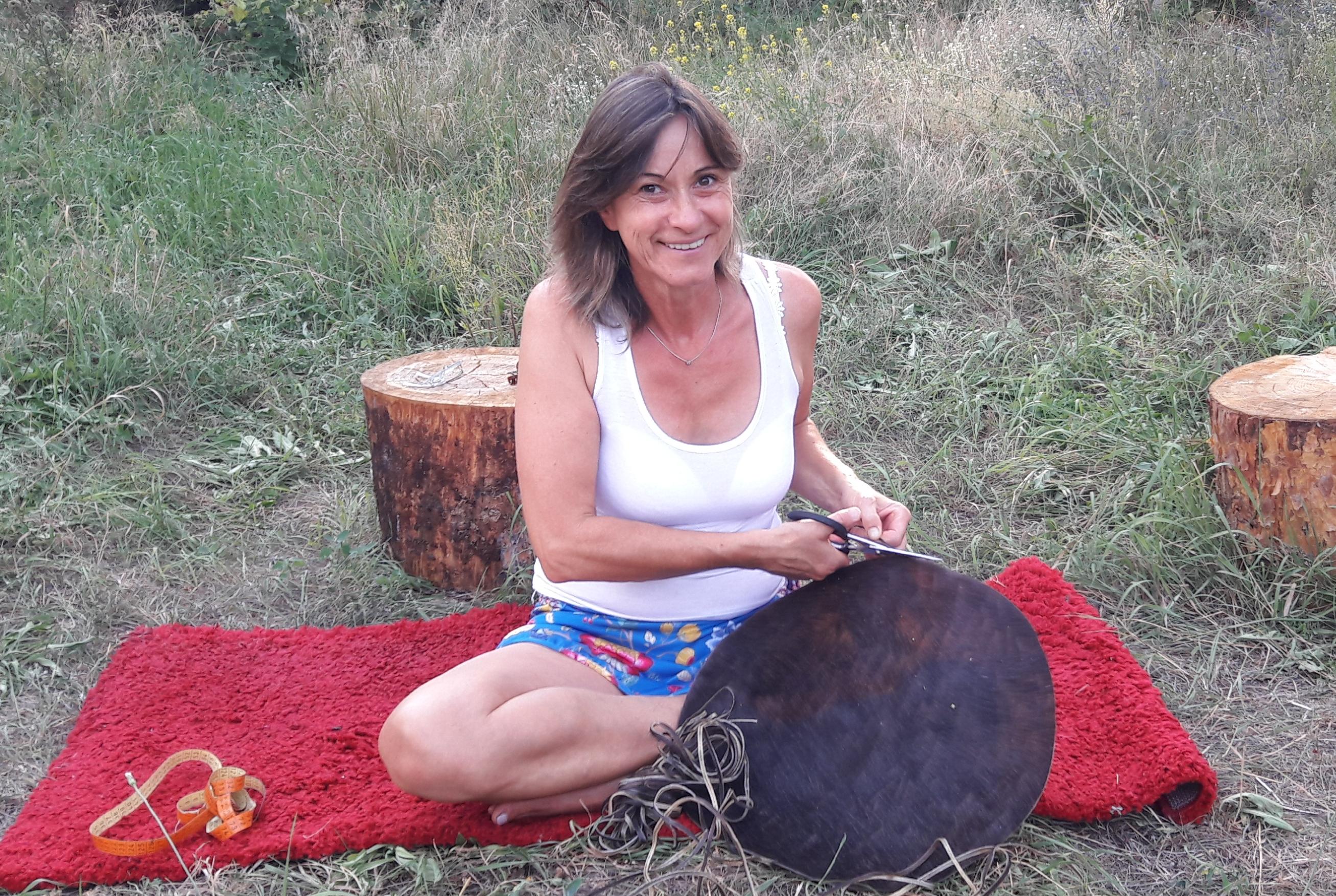 Christiane Breitkreuz Trommeln