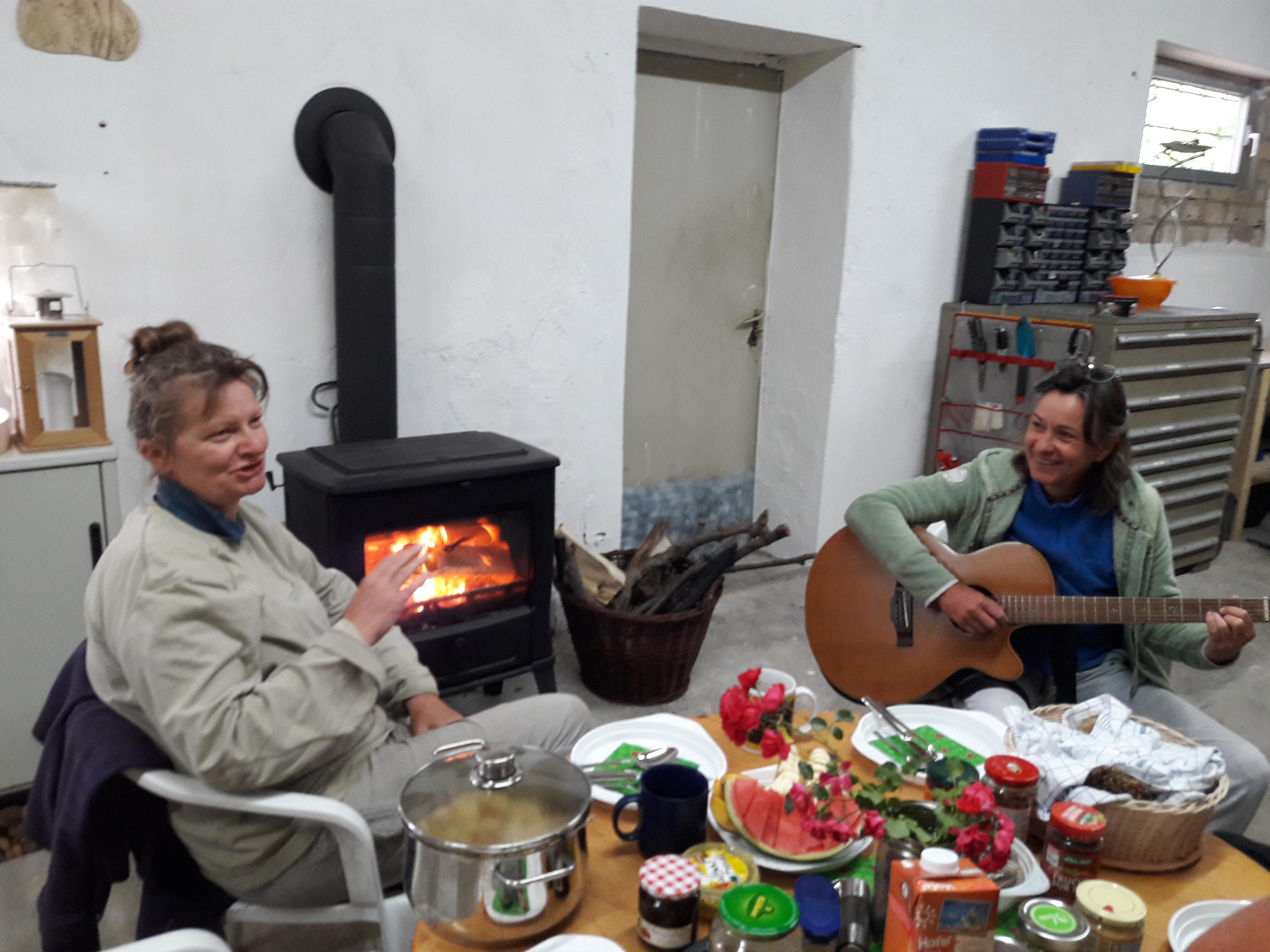 Teilnehmer Klangwerkstatt