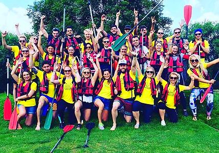 CRC Weekender Canoeing