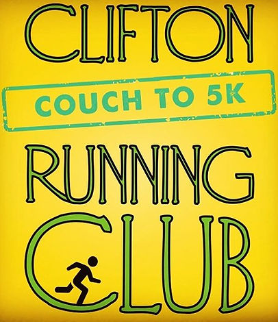 Clifton Running Club's Couch To 5K club
