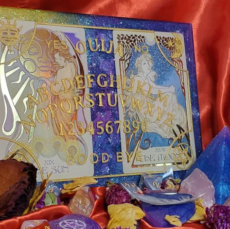 Tarot Card Tray