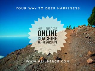 HEILBERGE ONLINE COACHING JAHRESGRUPPE