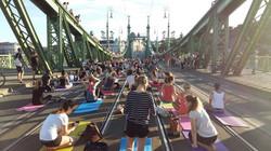 jóga a hídon 3