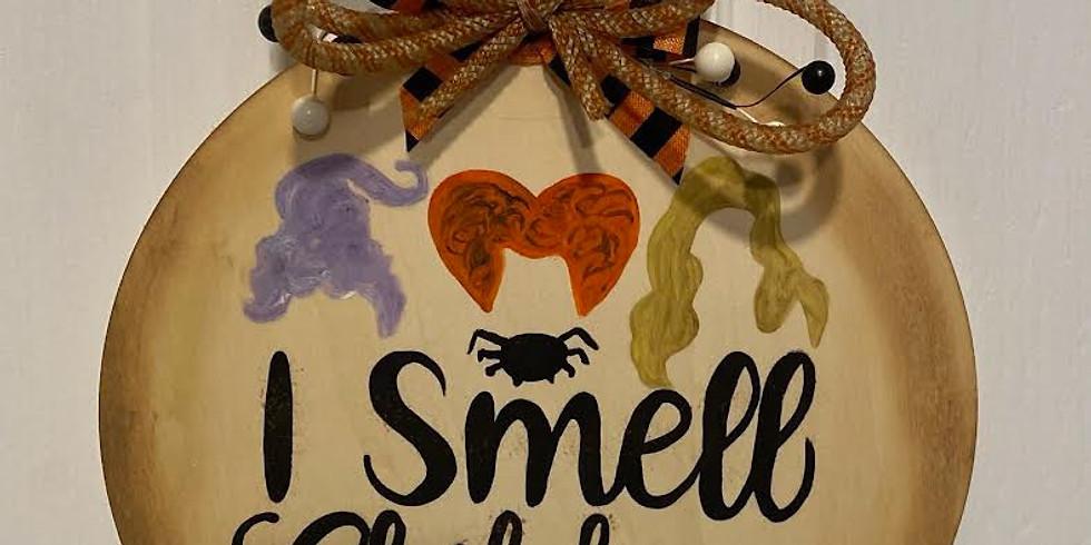 October Paint n' Sip