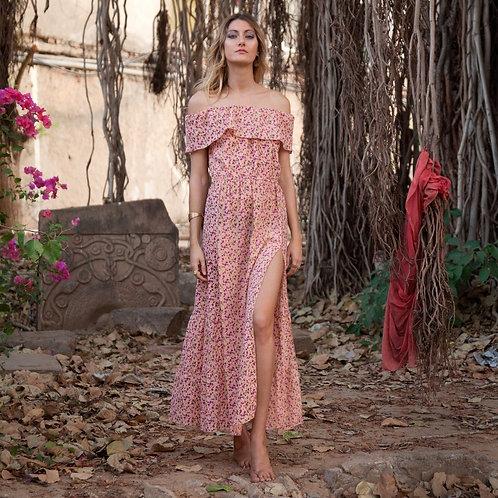 VENUS CREPE DRESS