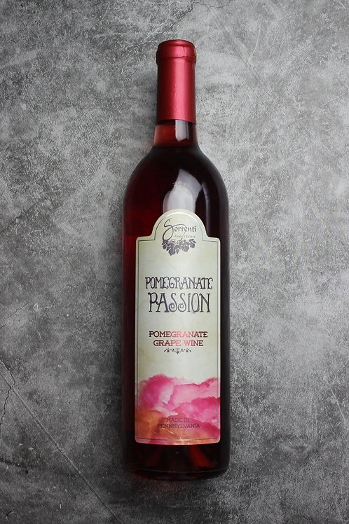Pomegranate Passion