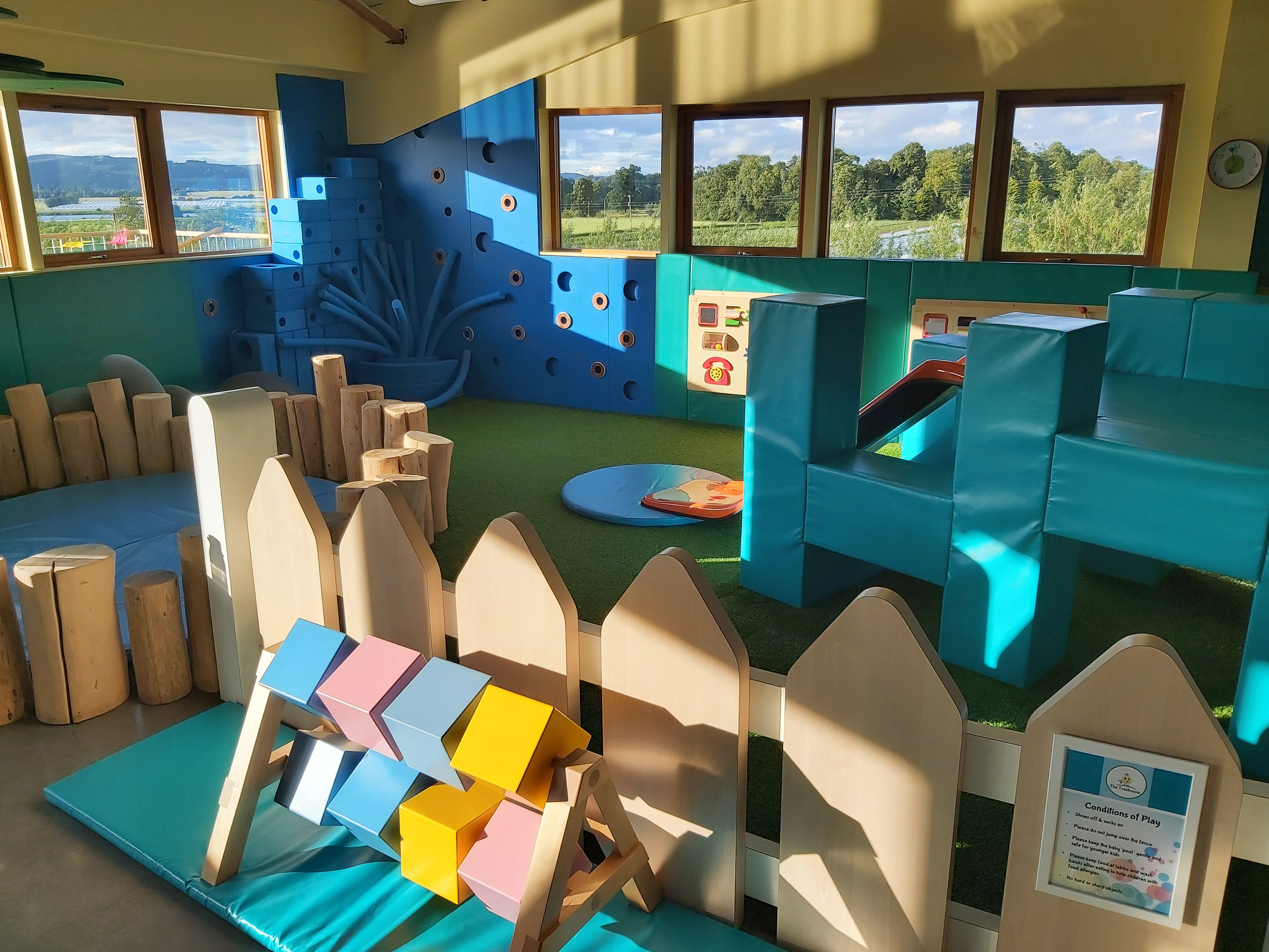 2hr Treehouse Play Session
