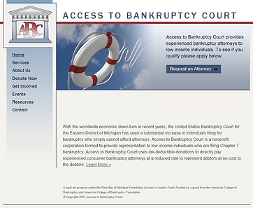 Access to Bankruptcy Court
