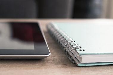 Notebook y Retenedores