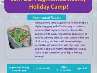 YCA Digital Literacy Camp,  July 2021