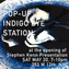 Indigo Dye Station & Pop-Up / Sat May 20, 7-10pm / 353 W 12th St. NYC