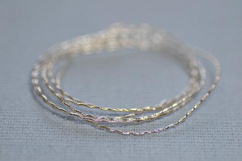 Rococco Very Fine - Silver