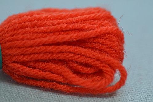 444 Orange Red