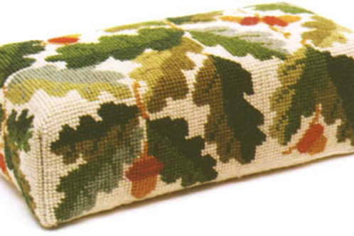 Acorns Needlepoint Doorstop Kit