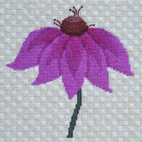 Canvas Shading Kit 'Echinacea'