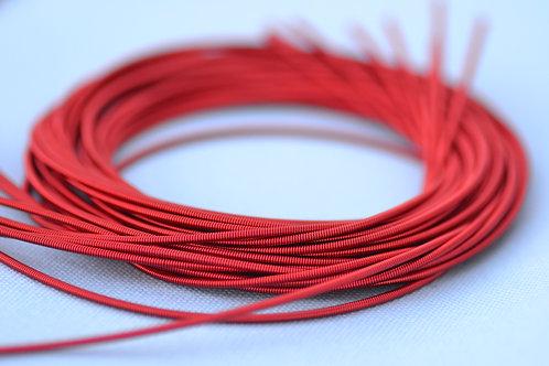 Pearl Purl - Bright Red