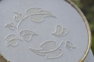 Whitework Pulled Thread Leaves.JPG