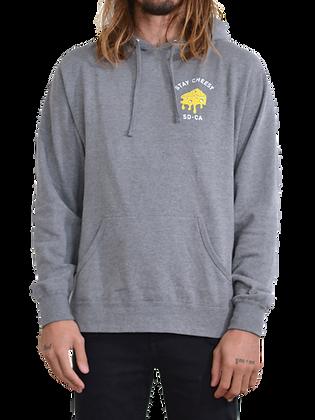 Stay Cheesy Sweatshirt - Grey