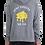 Thumbnail: Stay Cheesy Sweatshirt - Grey