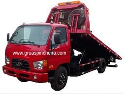 Pincheira, fabricación, importación, grúas, plataformas para vehículos, mantención, reparación, modi