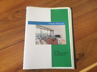 The House Manual: Don't lease home without it!