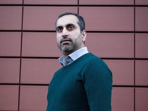 Deze Pakistaanse Belg is een geboren ondernemer maar besefte dat pas op zijn 40:Interview met Bloovi
