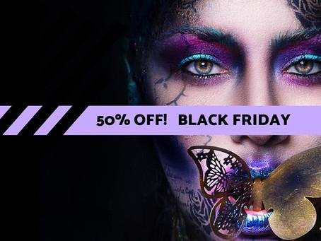 Estrenamos blog con promociones de Black Friday