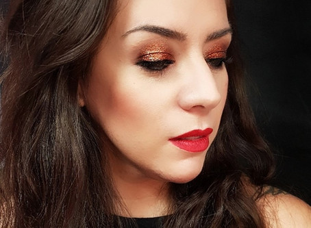 Tendencias de maquillaje para las próximas navidades
