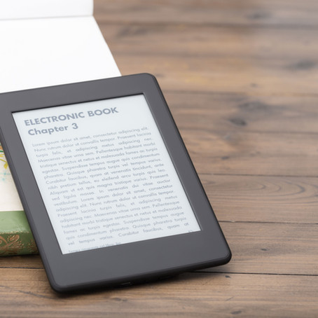 A Few Thoughts On My Kindle PaperWhite
