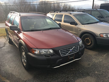 2002 and 2001  Volvo XC70 for parts
