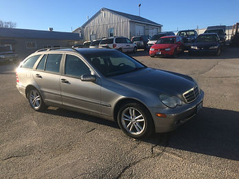 2003 Mercedes C230 wagon