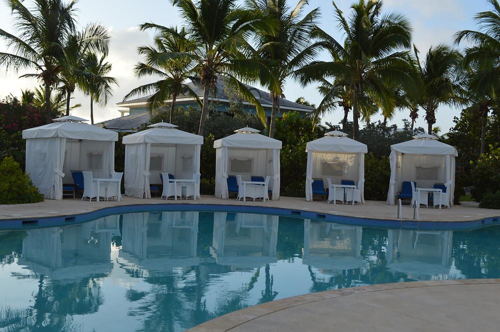 Quiet Pool at Sandals Emerald Bay